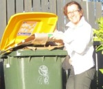les poubelles en feng shui