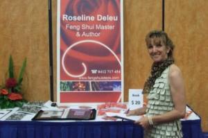 Roseline Deleu, international Feng Shui Master & Consultant