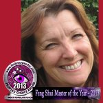Roseline Deleu Feng Shui Master of the year 2013