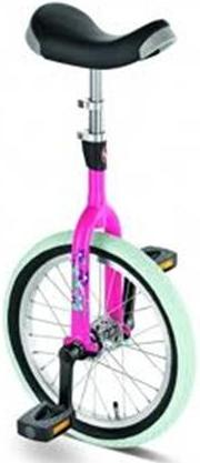 Pink Unicycle