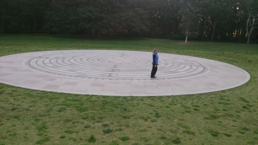 Labyrinth Sydney Centenial Park